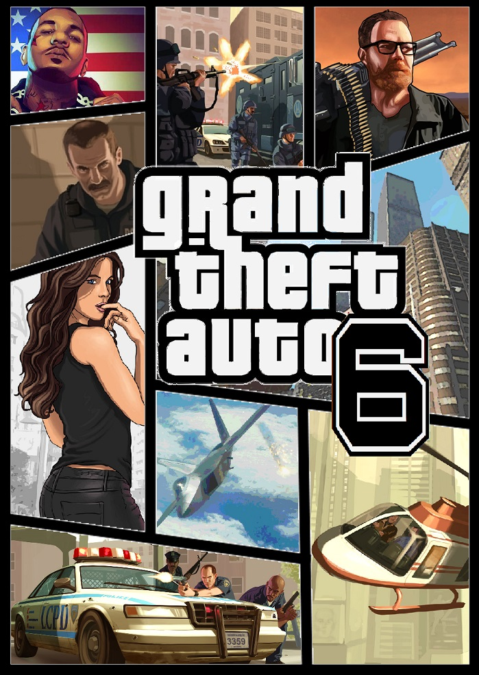 GTA 6 Game Download Free Full Version For PC With Crack