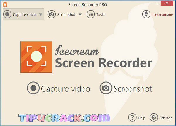 IceCream Screen Recorder Pro 4.61 Crack Patch Full Latest Version Download