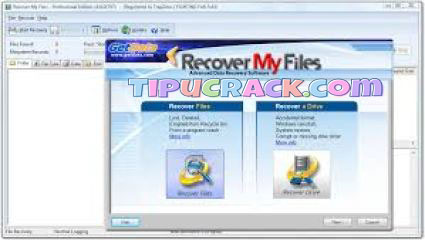 Recover My Files 5.2.1 Crack With Serial Key Full Version Download