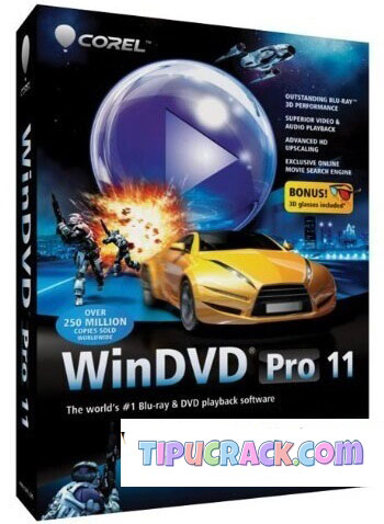 Corel WinDVD Pro 11 Crack & Activation Code Is Here! [Latest]