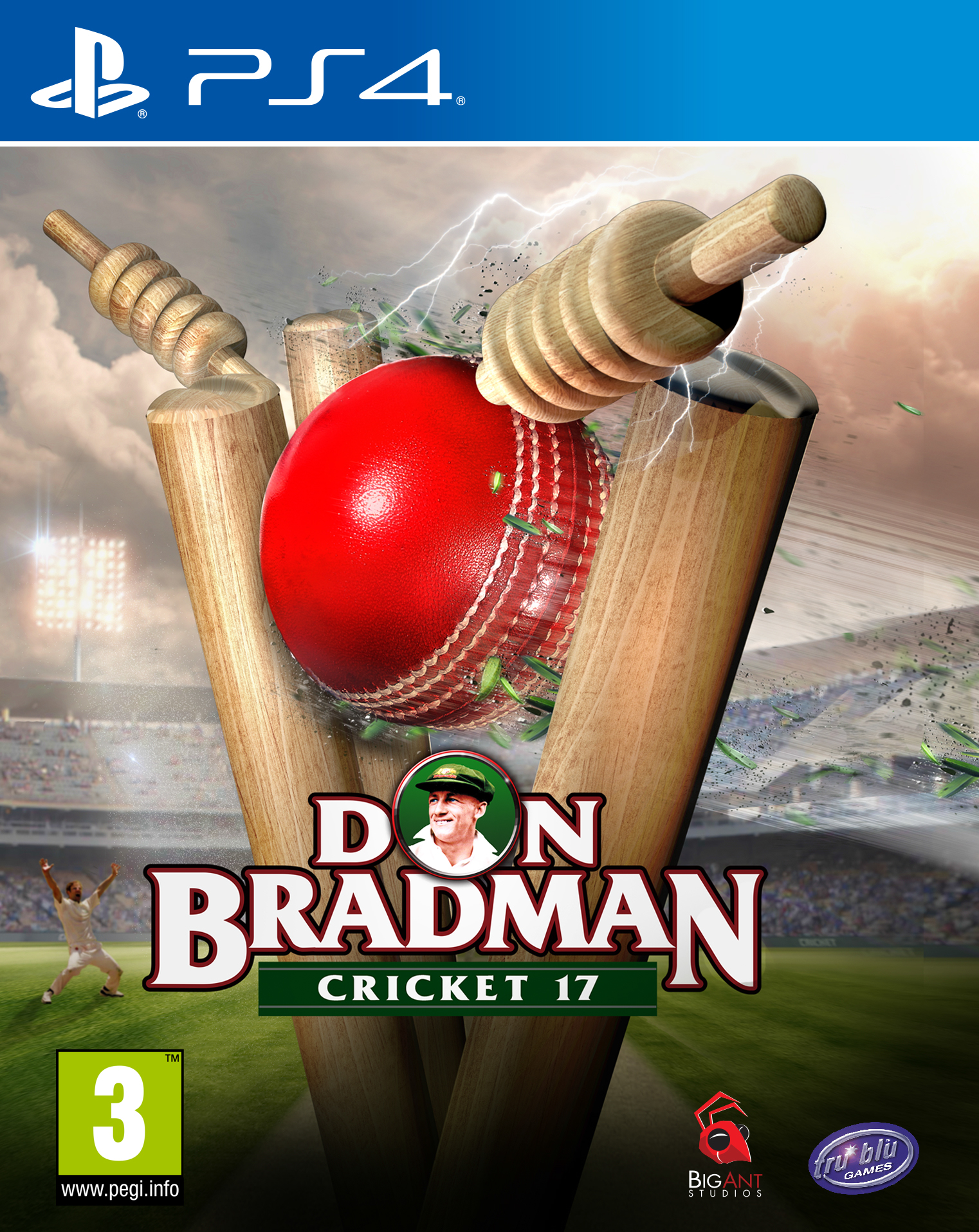 Don Bradman Cricket 17 Free Download For PC [Latest]