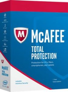 McAfee Total Protection 2017 Crack With Serial Key [Get Here]