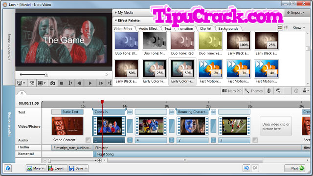 Nero Multimedia Suite 12 Crack & Keygen Full Latest Version