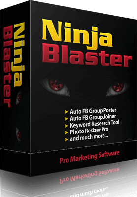 Ninja Blaster Crack 2017 Full Version Download With [Serial Key]