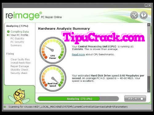 Reimage Pc Repair 2017 License Key + Serial Key Latest Free Download