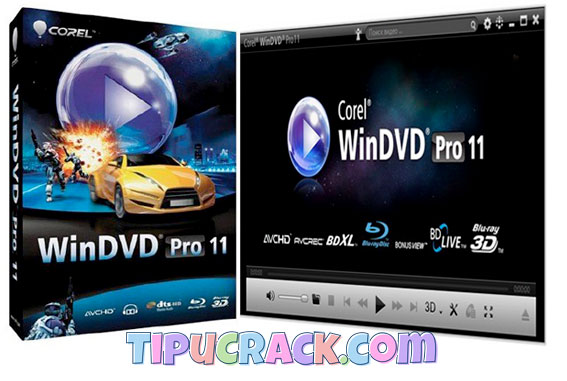 Corel WinDVD Pro 11 Crack &Activation Code Is Here! [Latest]