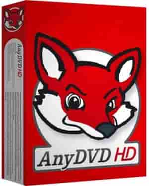 RedFox AnyDVD HD 8.1.2.0 Crack + Serial Key Is Here!
