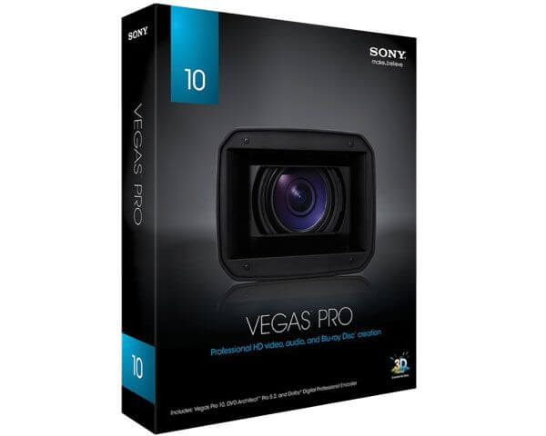 Sony Vegas Pro 10 Serial Number & Crack Free Download [Here]