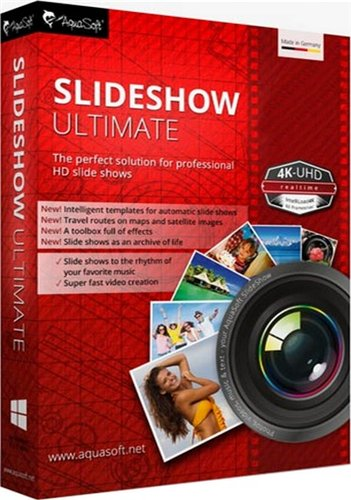 AquaSoft SlideShow 10 Ultimate Crack & Keygen Free Download