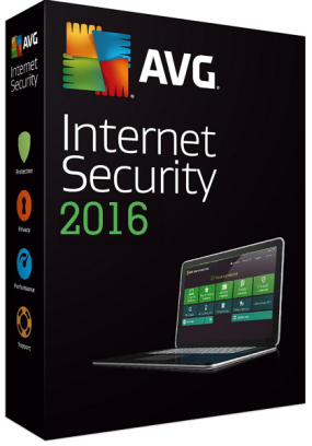 AVG Internet Security 2016 Key [Till 2018] Free Download
