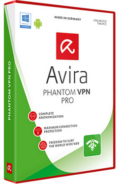 Avira Phantom VPN Pro 2.12.3.16045 Crack Is Here! [Latest]