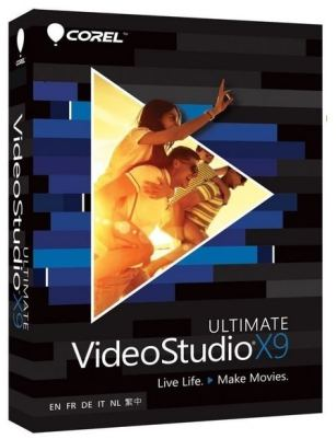 Corel VideoStudio Ultimate X9 Crack + Serial Number [Get Here]