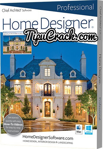 Home Designer Pro 2017 Crack & Product Key Is Here!