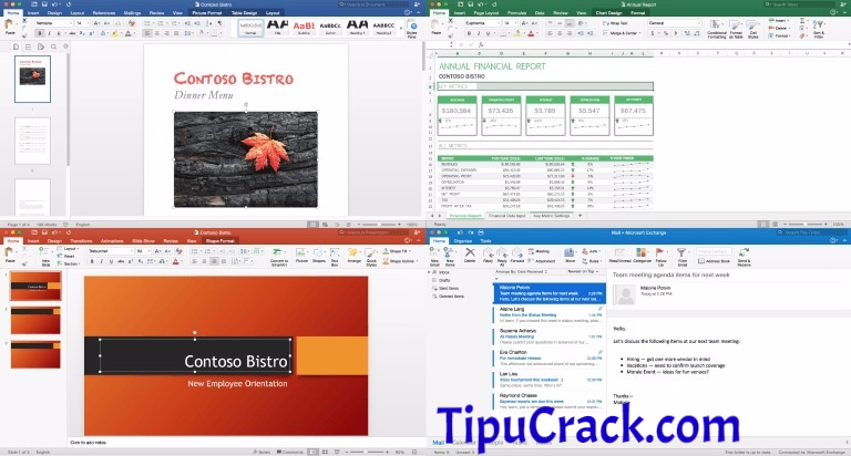 Microsoft Office 2017 Crack With Serial Key Latest Full Version