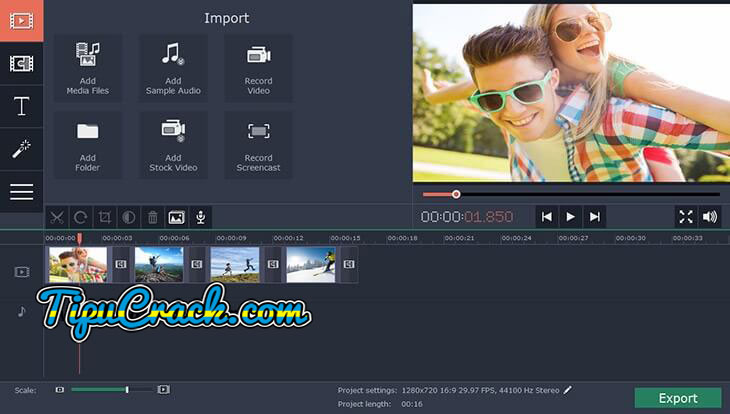 Movavi Video Editor 11 Activation Key + License Key Full Latest Version