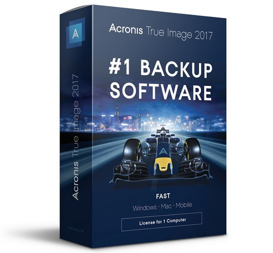 Acronis True Image 2017 v20.0 Build 8041 Final + Bootable ISO Here!