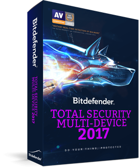 Bitdefender Total Security 2017 Crack + Activation Code [Get Here]