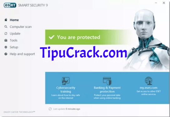 ESET Smart Security 9 License Key 2018 + Crack Full Latest Version