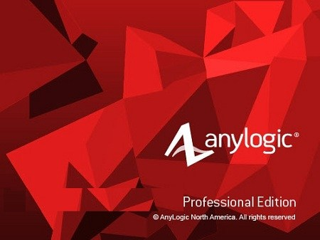 AnyLogic Professional 7.0.2 Crack & Serial Key Free Download