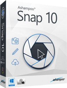 Ashampoo Snap 10.0.3 Crack Full [Latest] Version