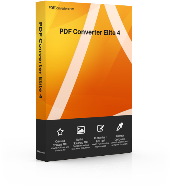 PDF Converter Elite 4 License Key & Crack Is Here!