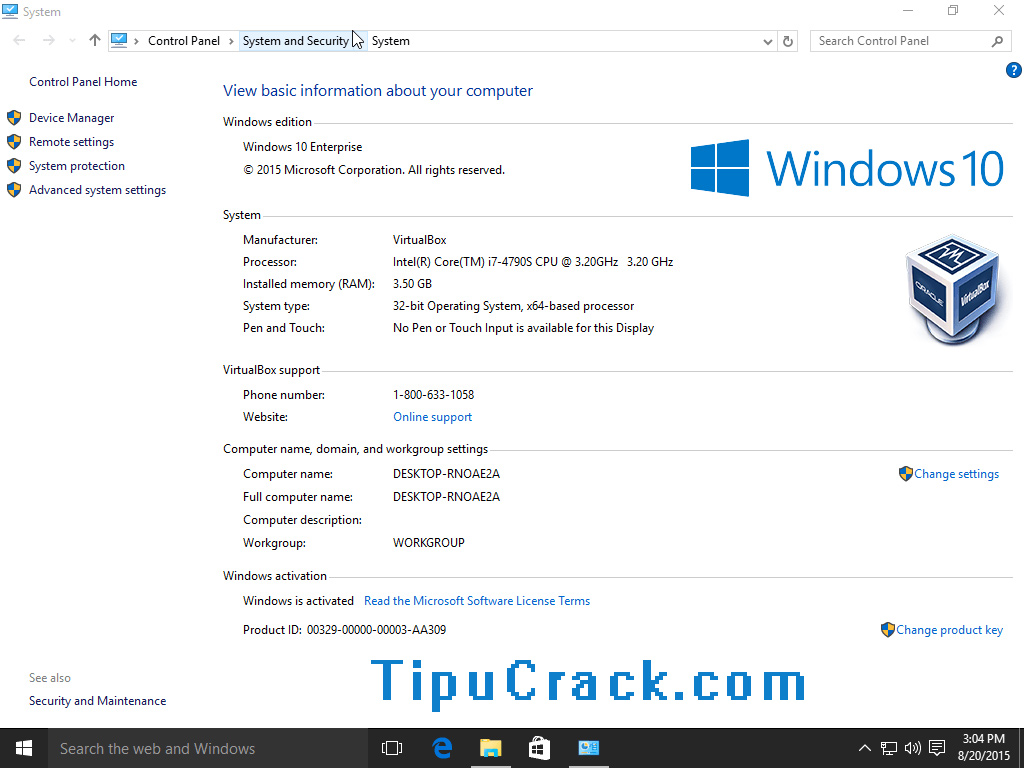 Windows 10 All In One ISO Build 16188 (x86+x64) Latest Free Download