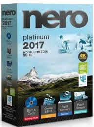 Nero 2017 Platinum Crack Full [Latest] Version Here!
