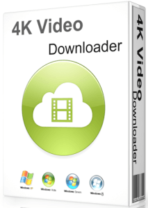 4k Video Downloader 4.4 License Key + Patch Full Version