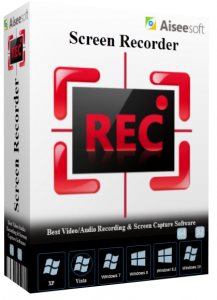 Aiseesoft Screen Recorder 1.1.26 Crack Is Here! [x64/x86]