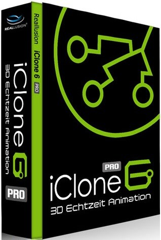Reallusion iClone 6.5 Pro Crack Plus Patch Is Here! [Latest]