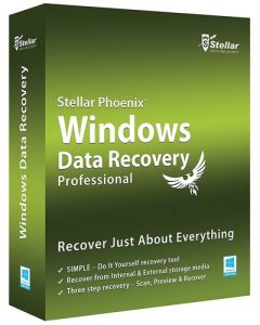 Stellar Phoenix Windows Data Recovery 7.0.0.2 Crack [Get Here]