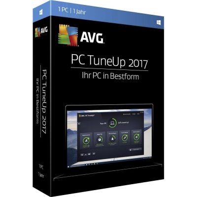 AVG PC TuneUp 2017 Crack & Serial Keys Free Download