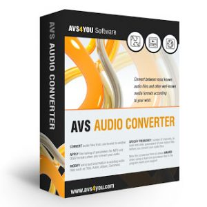 AVS Audio Converter 8.3 Crack Plus License Key Free Download