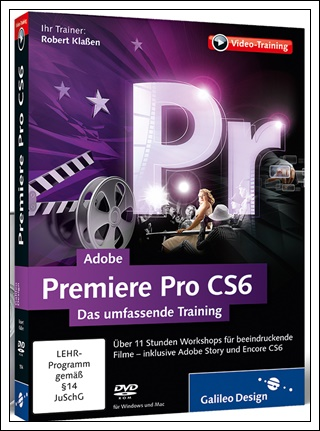 Adobe Premiere Pro CS6 Crack Full Version [LATEST]