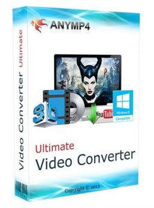 Any Video Converter Ultimate 6.2.0 Serial Keys Free Download