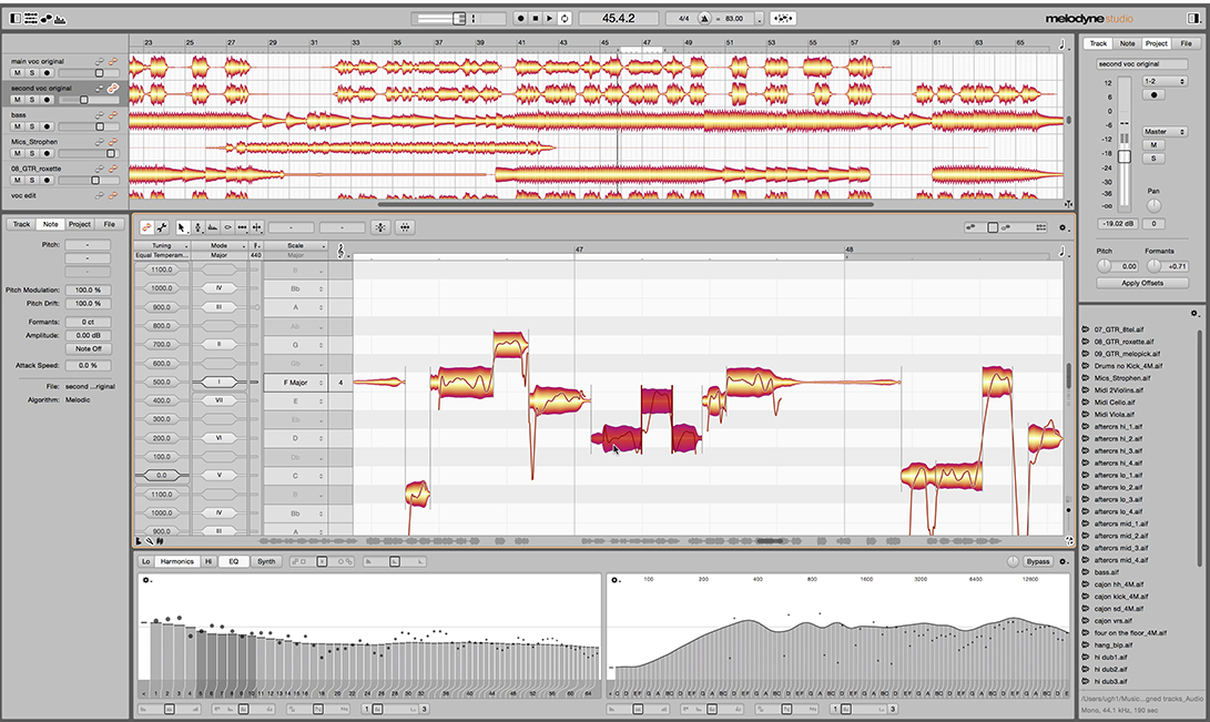 melodyne latest version