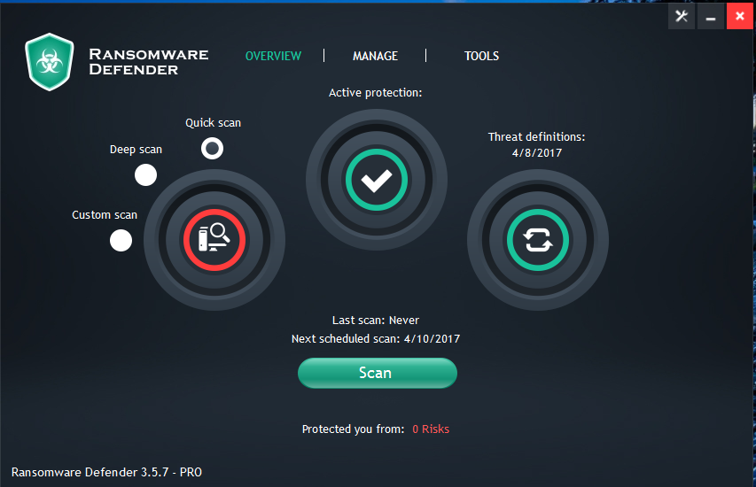 Ransomware Defender 3.5.7 Crack & Patch Full Version