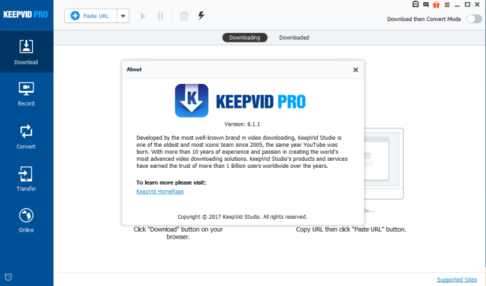 keepvid pro crack key