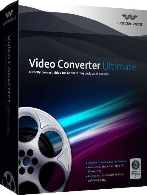 Wondershare Video Converter Ultimate 10.0.8.106 Crack Full Version