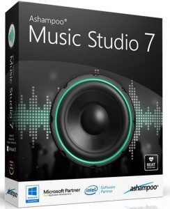 Ashampoo Music Studio 7.0.0.29 Crack Full Version