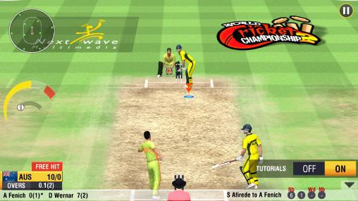 World Cricket Championship 2 Game For Android Full Version