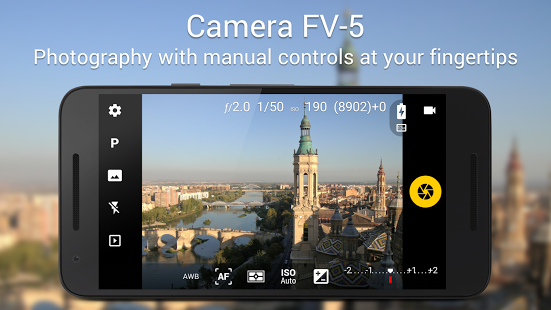 Camera FV-5 v3.31.4 Mod Apk Free Download [Latest]