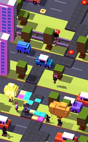 Crossy Road Mod APK 2.4.4 Full Version Download