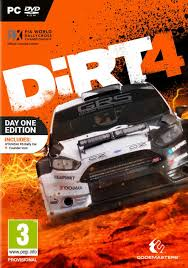 Dirt 4 PC Game Full Edition Free Download