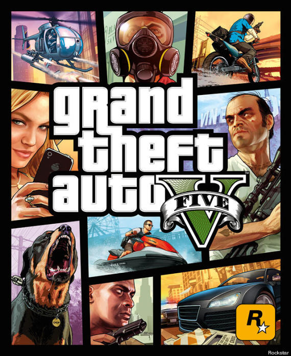 GTA 5 PC Full Game Free Download