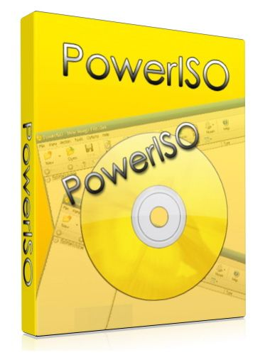 PowerISO 7.0 Crack & Portable (x86x64) Free Download