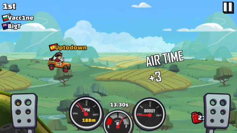 Hill Climb Racing 2 v1.8.3 APK Full Version