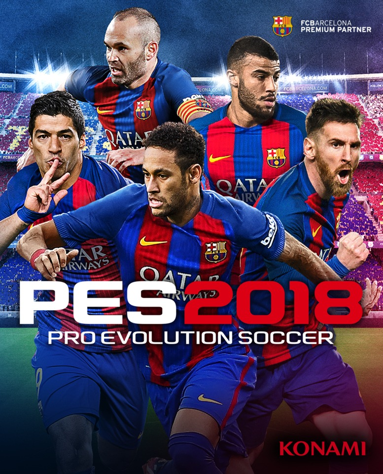 PRO Evolution Soccer 2018 PC Game Download [Free]