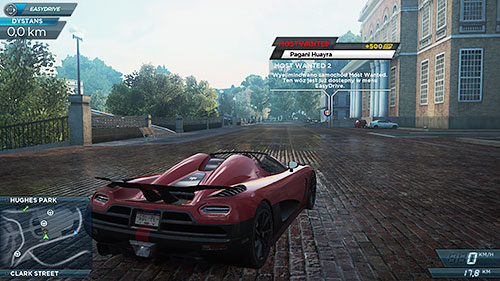 Need For Speed Most Wanted Game Free Download For PC