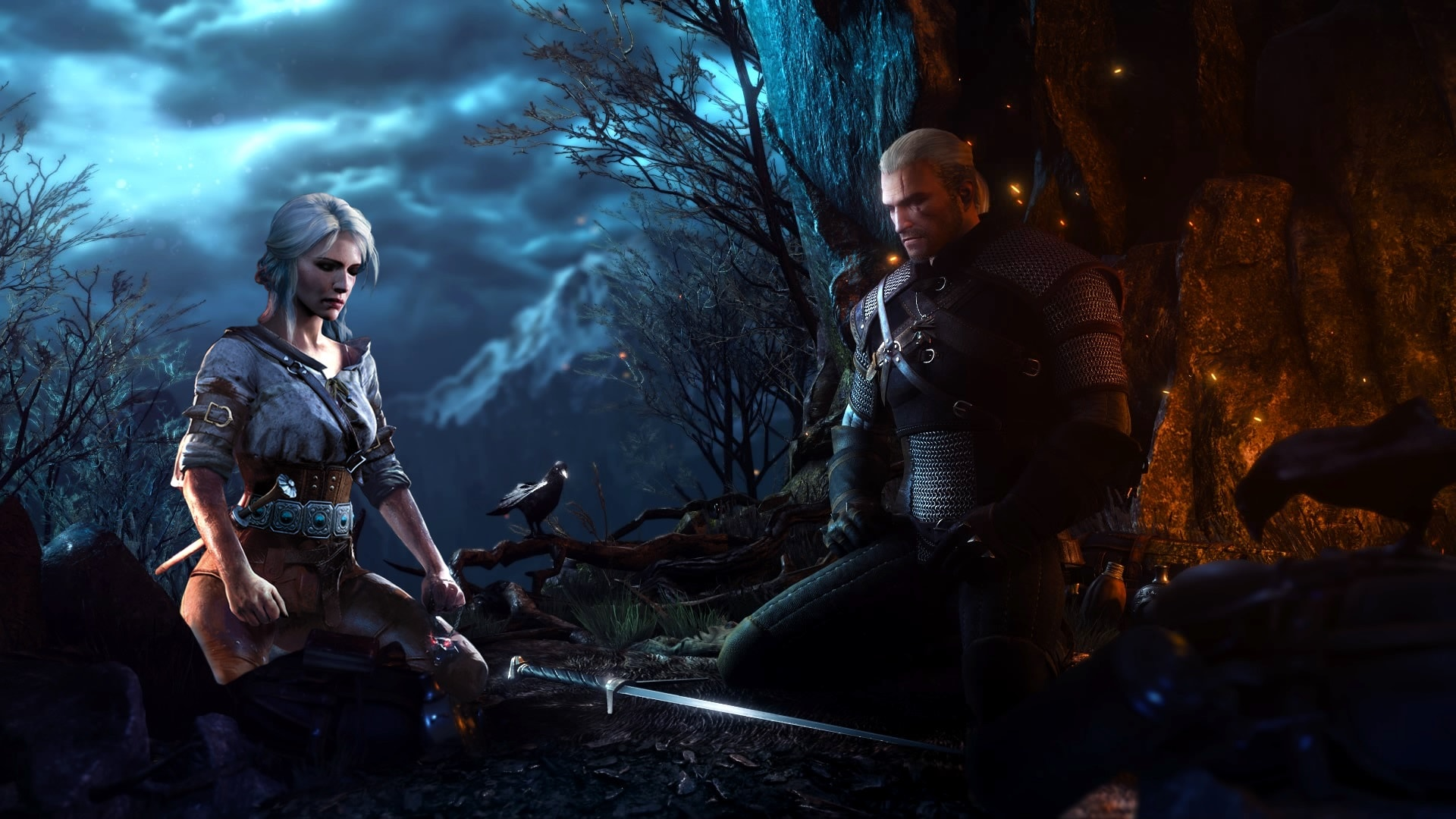The Witcher 3 PC Game Free Download Full Version